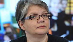 Dorota Zawadzka chce, aby uczniowie powtarzali rok szkolny