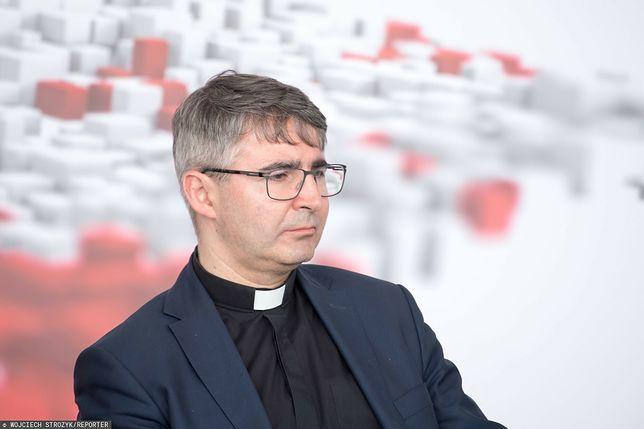 Ksiądz Jacek Prusak udzielił wywiadu Wirtualnej Polsce