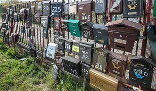 Skrzynki pocztowe wykupowane na pniu. Polacy boją się kar