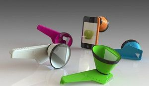 3DCone - trójwymiarowe zdjęcia ze smartfona