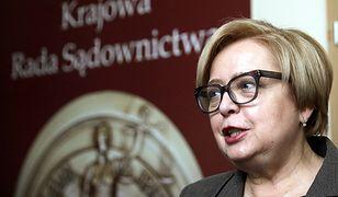Informacja o rezygnacji Gersdorf pojawiła się po głosowaniu w Sejmie