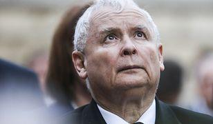 Jarosław Kaczyński oskarżył Donalda Tuska o kłamstwo