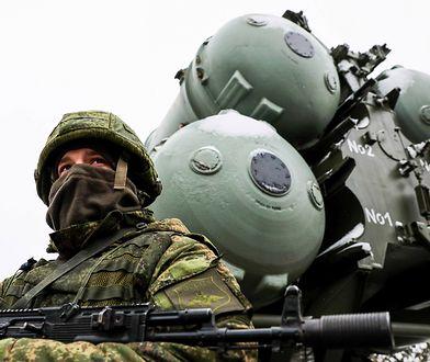 Krym. Rosja przeprowadziła ćwiczenia załóg systemów rakietowych
