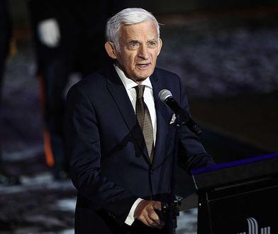 Jerzy Buzek z nagrodą europosła roku za wybitne osiągnięcia