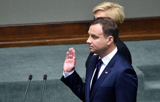Anna Grodzka o Dudzie: mieliśmy biura obok siebie, pomagaliśmy mieszkańcom