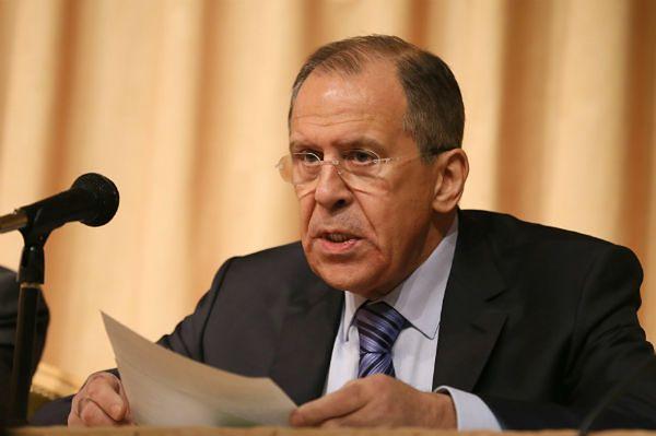 Siergiej Ławrow nazwał wypowiedź Grzegorza Schetyny bluźnierstwem