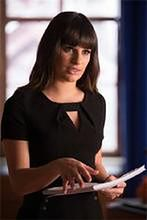 "Lea Michele wraca do ""Glee"""