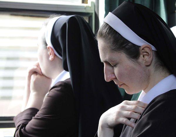 W Polsce jest ponad 19,5 tysiąca zakonnic
