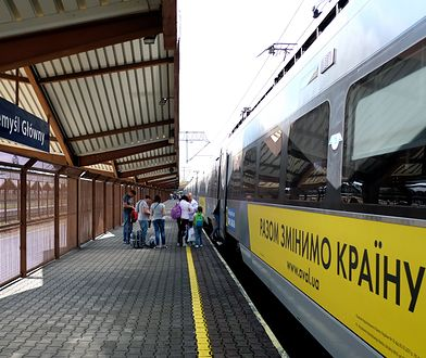 Połączenia z Kijowa do Przemyśla cieszą się dużym zainteresowaniem pasażerów
