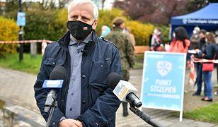 Koronawirus w Polsce. Zapadła decyzja ws. obowiązkowych szczepień w Wałbrzychu