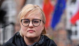 Poruszające słowa i łzy Magdaleny Adamowicz: Bałam się tutaj przyjść