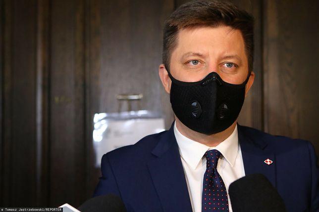 Michał Dworczyk o decyzji EMA ws. AstraZeneki