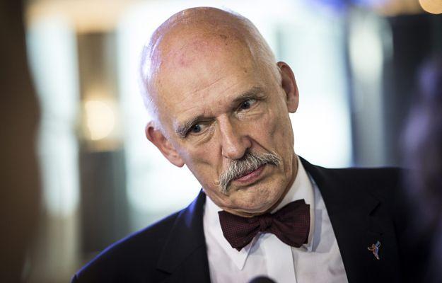 Janusz Korwin-Mikke ukarany za seksistowskie wypowiedzi
