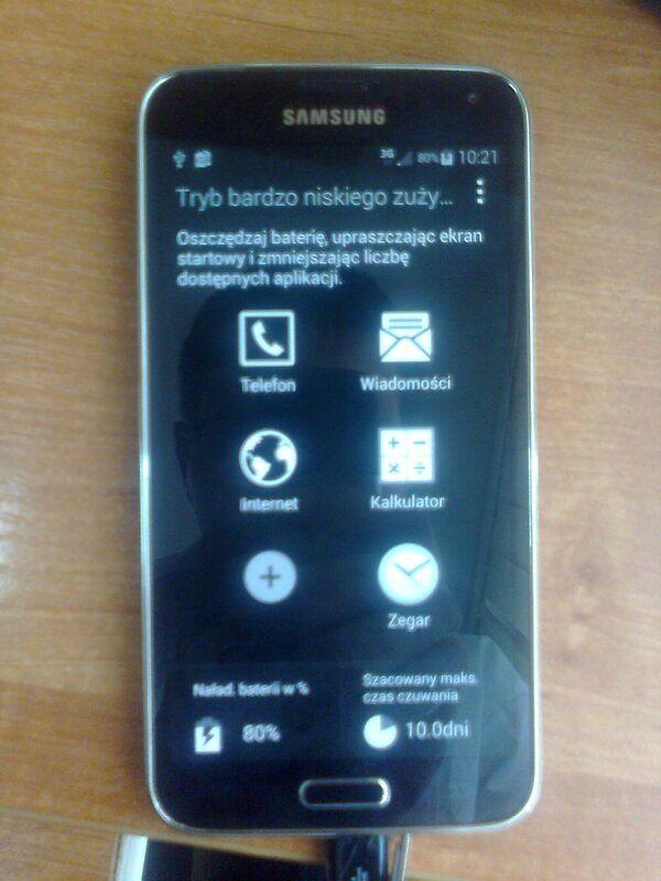 Jak widać długo trzyma bateria :)