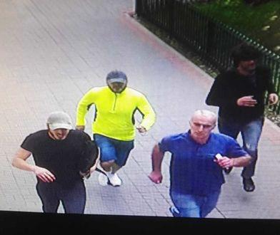 Brutalny atak na policjanta w centrum Warszawy. Trwa obława