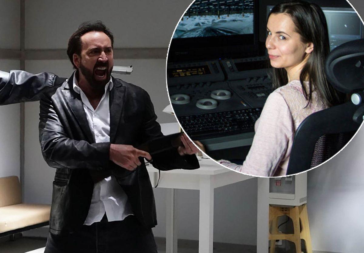 Polacy pracowali przy najnowszym filmie z Nicolasem Cage'em