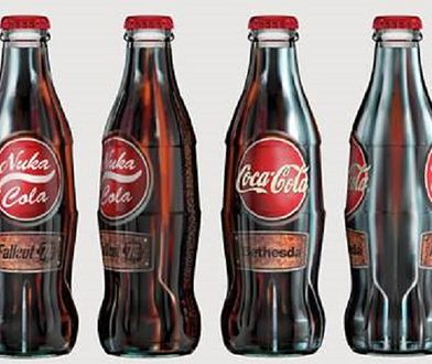 """Z okazji premiery """"Fallouta 76"""" w Polsce pojawi się nowa Coca-Cola"""