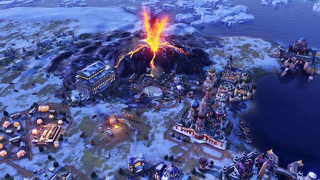 """Civilization VI: Gathering Storm"", kolejny duży dodatek do gry strategicznej ""Sid Meier's Civilization VI"""