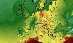 Pogoda. Pył saharyjski w Polsce