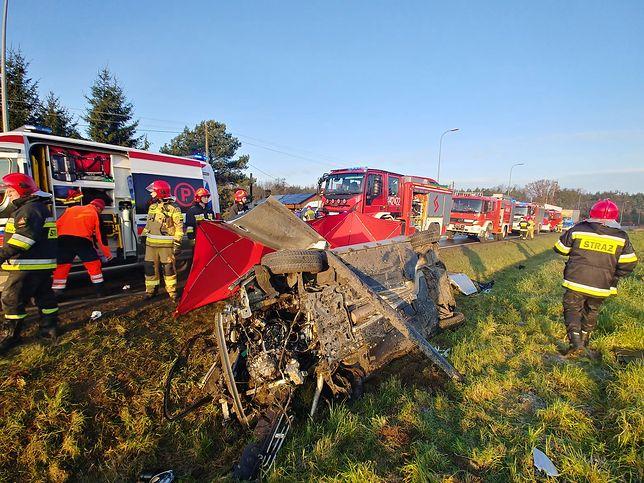 W wypadku na przejeździe kolejowym zginął Janusz Dzięcioł