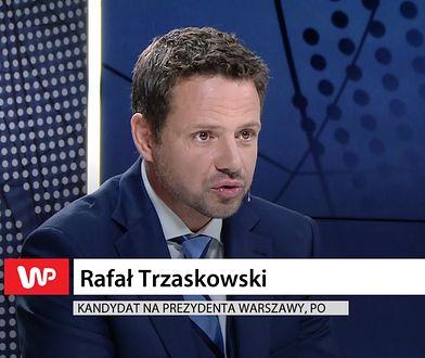 Jasna deklaracja Trzaskowskiego ws. wyborczej debaty