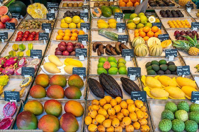 Ważna zmiana przepisów. Owoców z zagranicy już nie przywieziesz