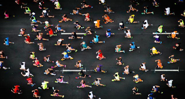Orlen Warsaw Marathon 2019 - utrudnienia w Warszawie 14 kwietnia.
