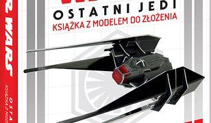 Star Wars. Ostatni Jedi. Książka z modelem do złożenia. Zbuduj własnego tie silencera