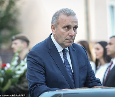 Grzegorz Schetyna (przewodniczący Platformy Obywatelskiej)