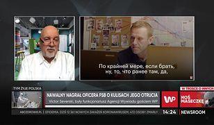 """Vincent V. Severski o sile rosyjskiego wywiadu. """"Mają nawet własnego prezydenta"""""""