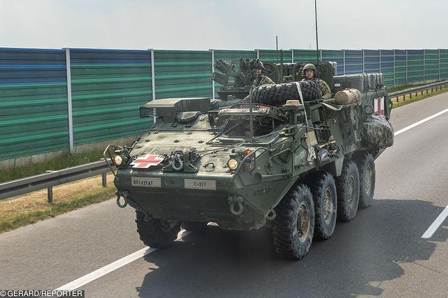 """""""Washington Post"""": USA rozważają wycofanie wojsk z Niemiec"""