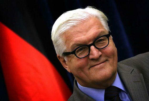 Frank-Walter Steinmeier ostrzega przed rozpadem UE