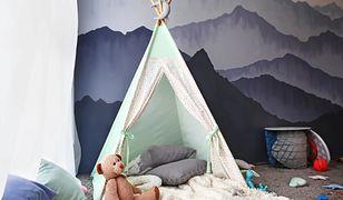 Namiot tipi do pokoju dziecka. Jak je zbudować?