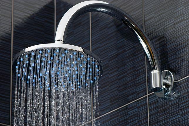 Deszczownica to nowoczesne rozwiązanie do minimalistycznego wnętrza