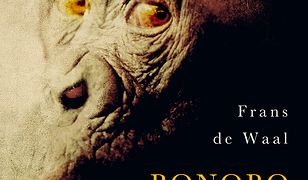 Bonobo i ateista. W poszukiwaniu humanizmu wśród naczelnych