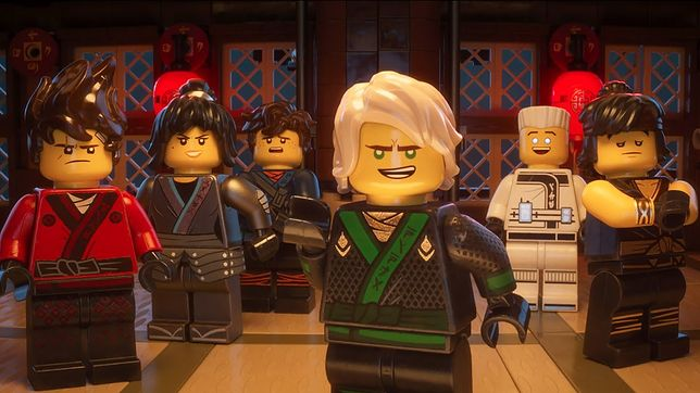 """Lego Ninjago: Film"""