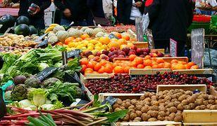 Owoce i warzywa tańsze nawet o połowę