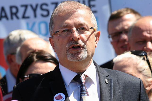 Sławomir Antonik kandydatem na prezydenta Warszawy