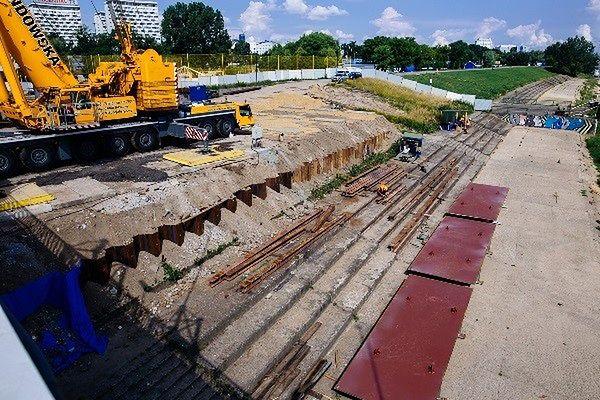 Most Łazienkowski coraz bliżej odbudowy