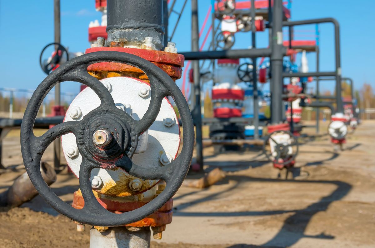Ukraina: Odkryto ogromne złoża gazu. Jedne z największych na świecie!