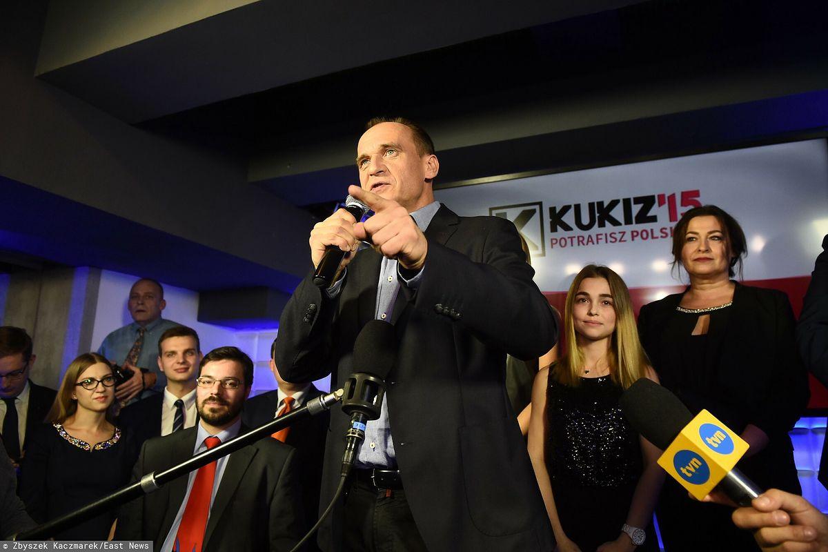 Wieczór wyborczy Kukiz'15