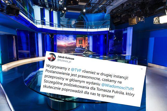 """Wybory parlamentarne 2019. Sąd oddalił zażalenie TVP - """"Wiadomości"""" muszą sprostować materiał"""