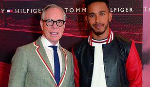 Moda i Formuła 1. Lewis Hamilton ambasadorem marki Tommy Hilfiger