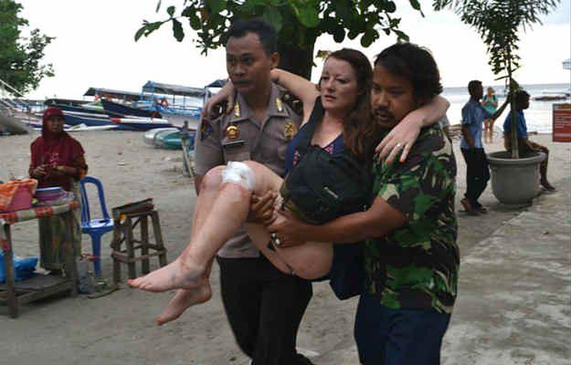 Wśród 25 rannych są turyści m.in. z Francji, W. Brytanii, Włoch, USA i Australii