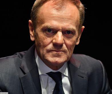 """Donald Tusk: """"Nikt nikogo z Europy nie wyrzuca i drzwi nie zatrzaskuje, ale pewne rzeczy się dzieją"""""""