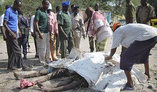 Wybuch samochodu pułapki w Mogadiszu. Liczba ofiar rośnie