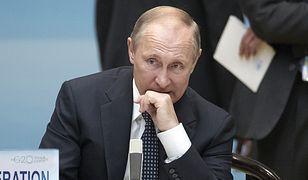 """Na """"liście Putina"""" znalazło się 114 rosyjskich polityków i 96 oligarchów"""