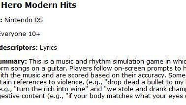 Guitar Hero: Modern Hits po raz drugi