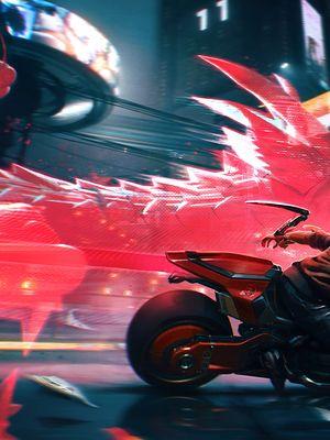CD Projekt RED przeprasza za stan Cyberpunka 2077