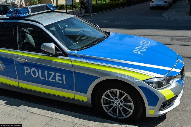 Berlin. Polak podpalony w oddziale banku